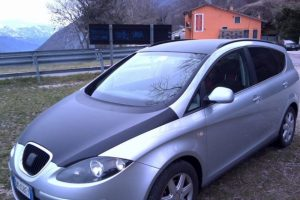 seat altea xl wrapping